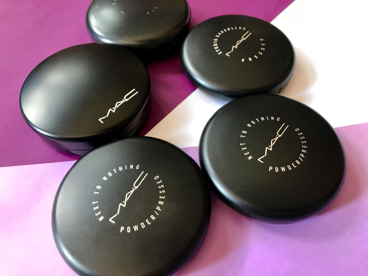 M.A.C Cosmetics Pressed Powders Guide